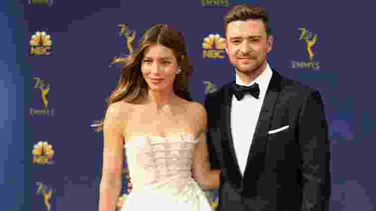 Jessica Biel e Justin Timberlake - Matt Winkelmeyer/Getty Images - Matt Winkelmeyer/Getty Images