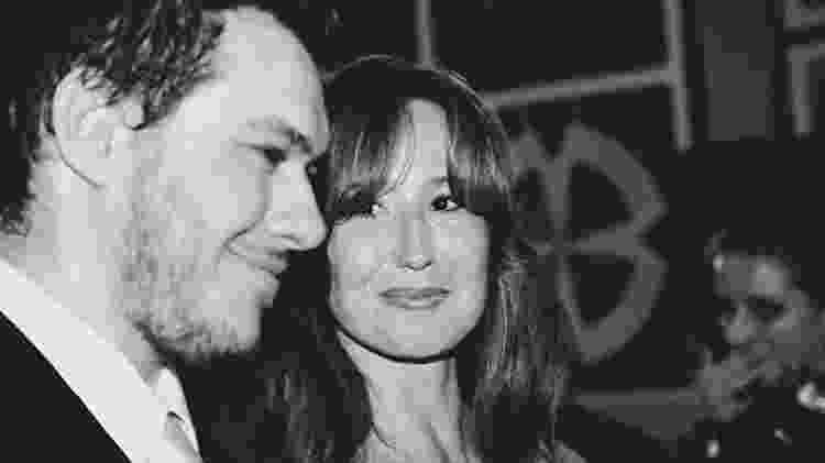 Chorão e Graziela no dia do casamento, em 2003 - Arquivo pessoal