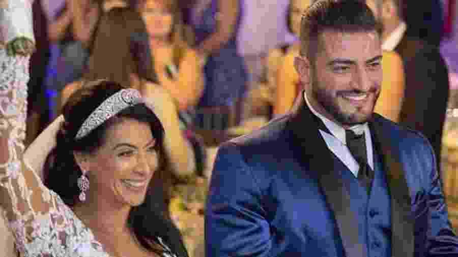 Ex-BBB Priscila Pires se casa com João Reis - Reprodução/Instagram