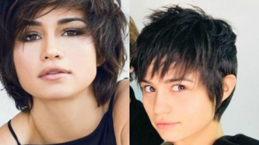 Antes e depois de Nanda Costa - Reprodução/Instagram