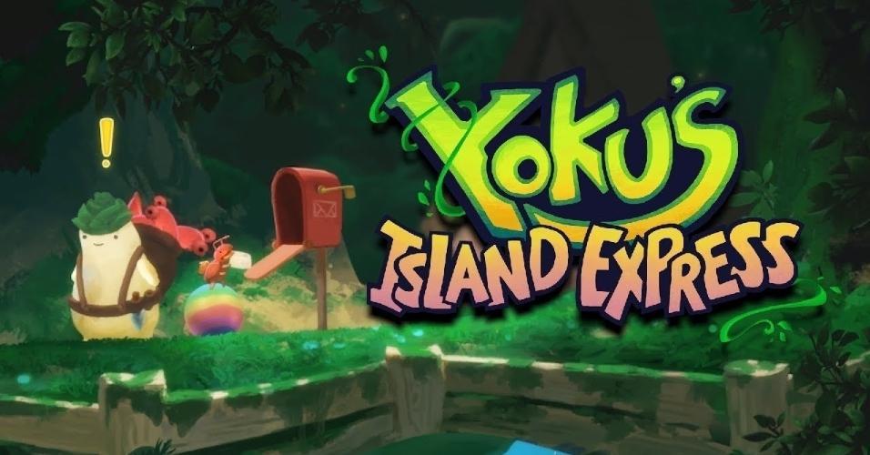 Yoku?s Island Express