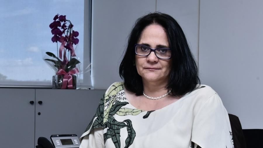 Ministra Damares Alves: