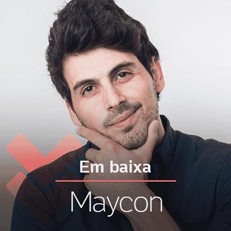 Maycon baixa - Arte/UOL - Arte/UOL