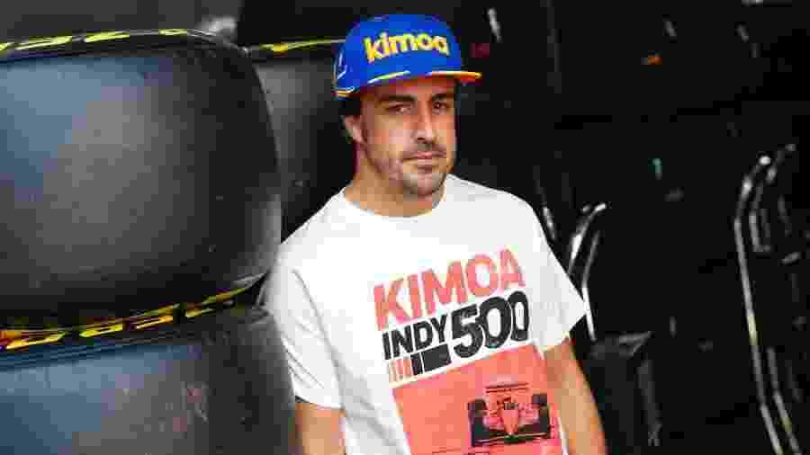 Fernando Alonso  - Divulgação