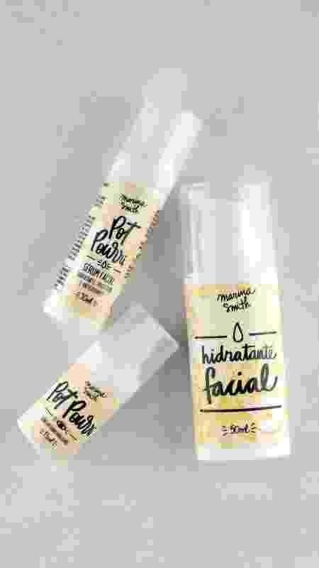 Marca tem itens para cuidados de pele e maquiagem - Divulgação