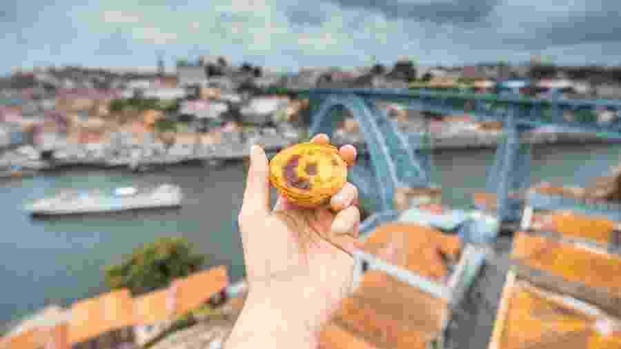 Pastel de nata em Portugal - Getty Images