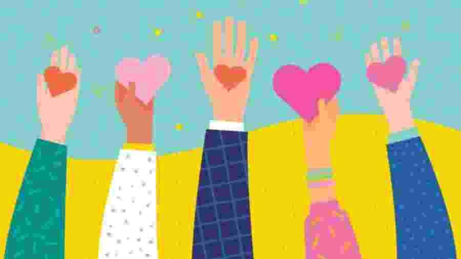 """Um novo instituto de pesquisa foi criado para investigar como ser gentil pode """"ser contagioso"""" - Getty Images"""