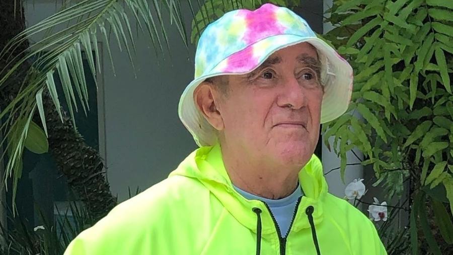 Aos 85 anos, Renato Aragão enxerga a sua saída da Globo como o início de uma nova etapa profissional - Reprodução/Instagram