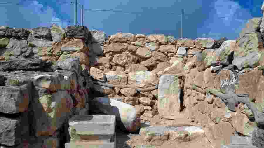 Resíduos de maconha foram encontrados em altar no templo de Arad - Getty Images