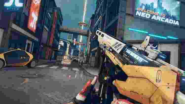 Hyper Scape FPS - Divulgação/Ubisoft - Divulgação/Ubisoft