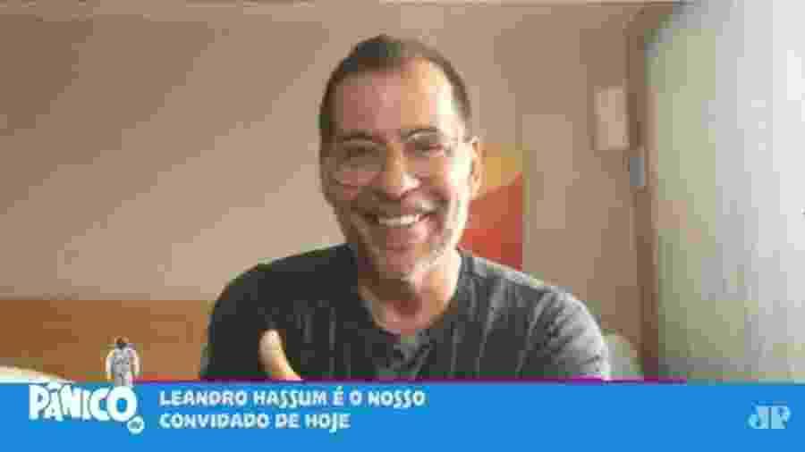 Leandro Hassum se apresentará no Allianz em São Paulo - Reprodução