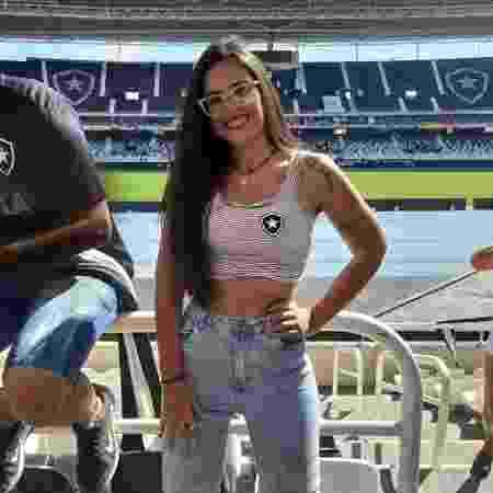 Raquel Guimarães passou quase cinco anos sem andar - Acervo pessoal