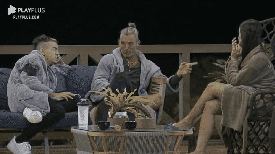 A Fazenda 2020: Juliano Ceglia é o fazendeiro da semana - Reprodução/Playplus