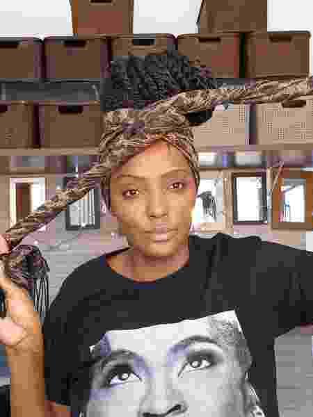 turbante - foto 5 - Déborah Moreno - Déborah Moreno