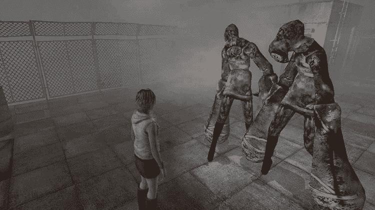 Silent Hill HD Collection - Divulgação (Konami) - Divulgação (Konami)