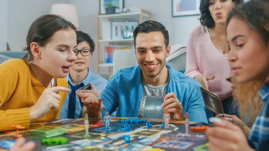 Jogos de tabuleiros são opções garantidas de diversão e aventura - Getty Images