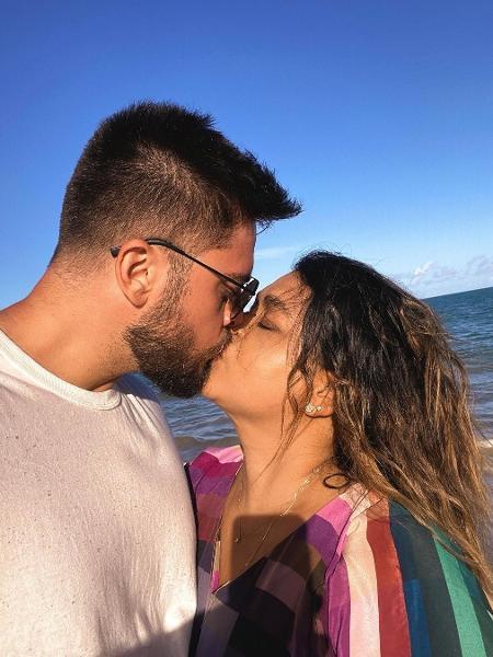 Rodrigo Godoy e Preta Gil - Reprodução/Instagram @pretagil