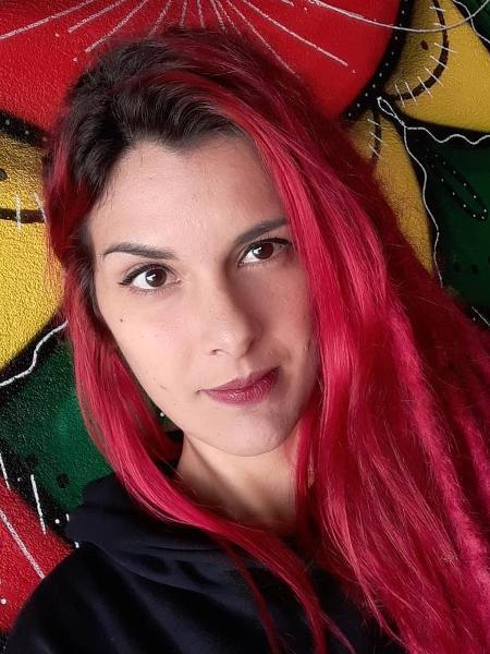 Camila Felizardo, 30, ficou presa dos 18 aos 22 anos e hoje faz faculdade de serviço social - Reprodução