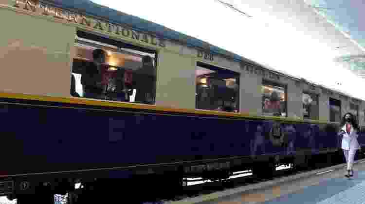 Dolce Vita: trem de luxo anda devagar para passageiros admirarem a Itália - Corbis via Getty Images - Corbis via Getty Images