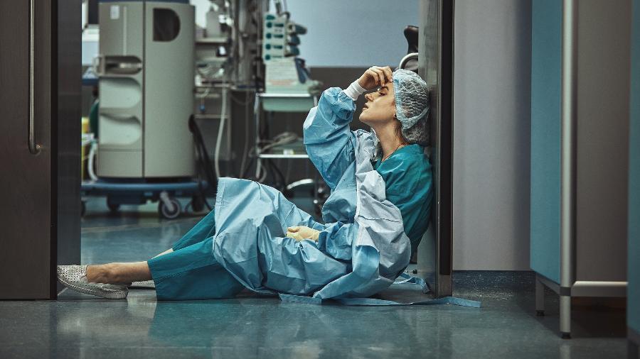 23% dos anestesiologistas admitiram ter usado alguma substância psicoativa - iStock