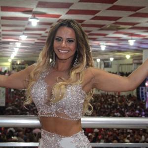Viviane Araújo viverá ex-passista em novela das sete  - Anderson Borde/AgNews