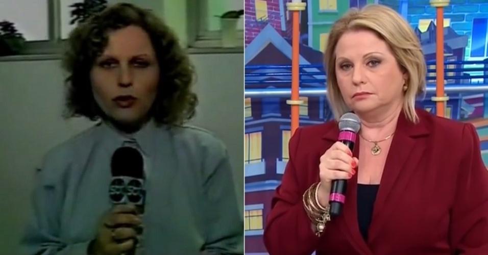 """Magdalena Bonfiglioli inaugurou o jornalismo do SBT com a cobertura da assinatura da concessão do canal, em 19 de agosto de 1981. No """"Aqui Agora"""", ficou conhecida como """"repórter chorona"""", por sempre se emocionar nas matérias. Hoje, trabalha no """"Programa do Ratinho"""""""