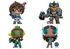 """Funko terá novos bonecos de """"Overwatch"""", """"Mass Effect"""" e """"Gears of War"""" - Montagem/UOL"""