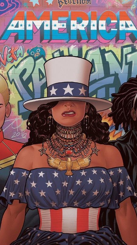 America é a nova jovem vingadora da Marvel - Divulgação