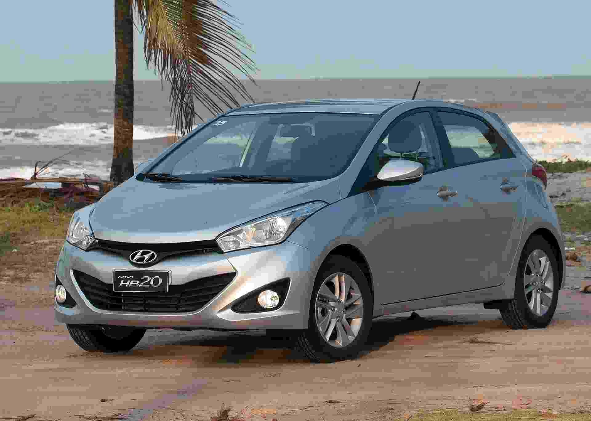Hyundai HB20 2012 - Divulgação