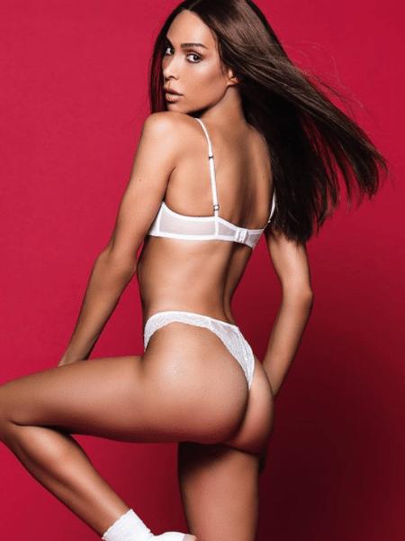 """Ines Rau é a primeira modelo """"playmate"""" transgênero a ilustrar uma capa da Playboy - Reprodução"""