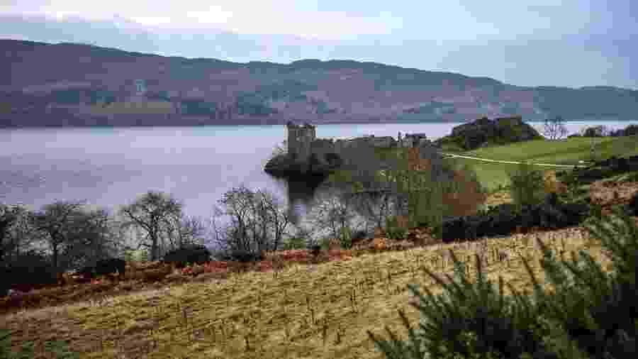 Lago Ness, na Escócia - VisitBritain/Andrew Pickett