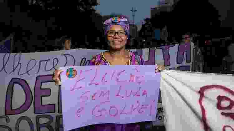 Conceição Moreira, 64, diarista - Gabriela Dibella/ UOL - Gabriela Dibella/ UOL