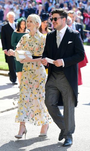 Os convidados do casamento real - BOL Fotos - BOL Fotos