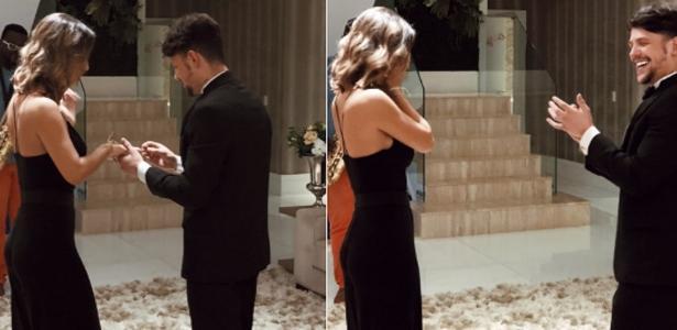 Cantor traído por atriz global está noivo de ex-participante de reality show