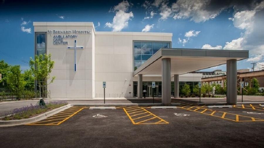 St Bernard Health Center, em Edlewood, bairro de Chicago - Reprodução/Facebook/St Bernard Health Center