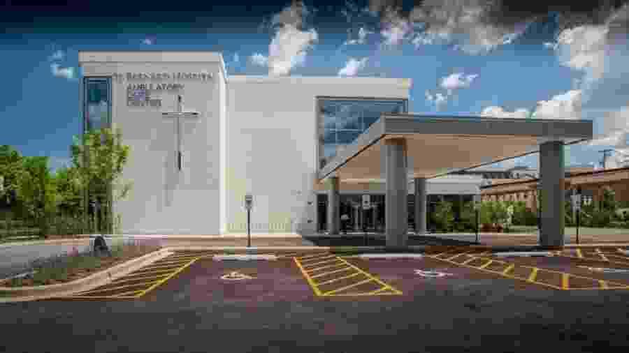 Reprodução/Facebook/St Bernard Health Center