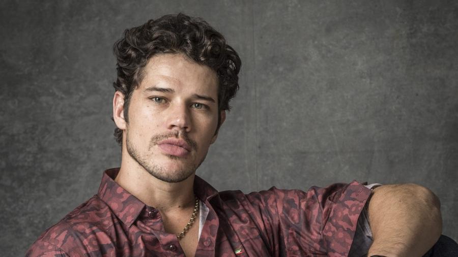 Sempre muito requisitado, José Loreto agora será Sidney Magall no cinema - João Cotta/Globo