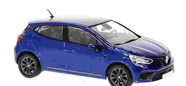 Renault Clio 5 RS surge antes como... miniatura licenciada na Europa - Reprodução