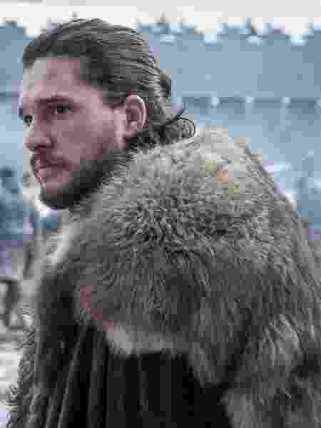 Game of Thrones - Jon Snow (Kit Harington) - Divulgação