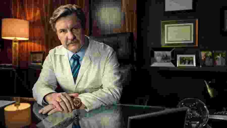 "Antonio Calloni, o dr. Roger Sadala, em ""Assédio""  - Ramón Vasconcelos"