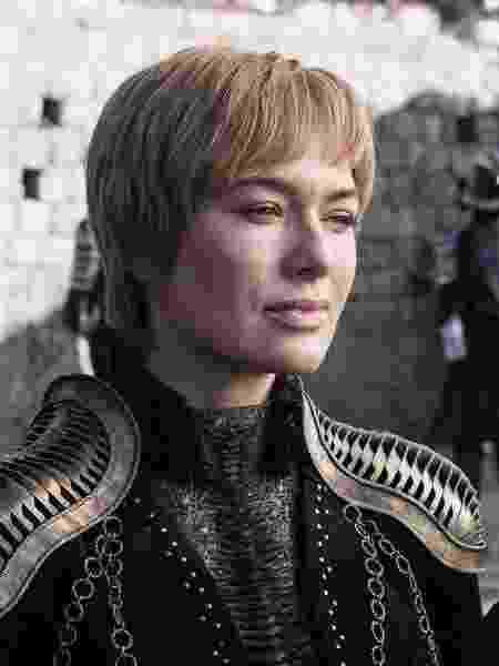 """Cersei (Lena Headey) em cena da oitava temporada de """"Game of Thrones"""" - Divulgação - Divulgação"""