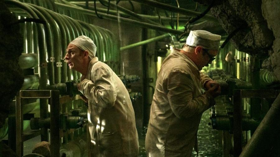 """Cena da série """"Chernobyl"""" - Reprodução"""