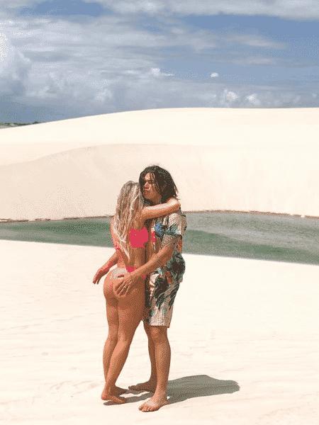 Luísa Sonza e Whindersson Nunes - Reprodução/Instagram