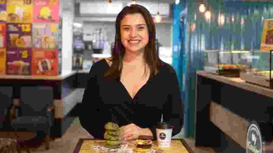 Natalie Pavan criou a My Cookies para mostrar que sabia fazer cookies saborosos e para ajudar um amigo - Divulgação