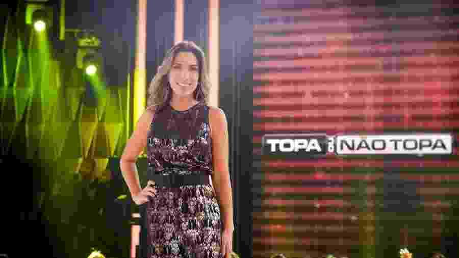 Patrícia Abravanel comandará o Topa ou Não Topa - SBT/Gabriel Cardoso