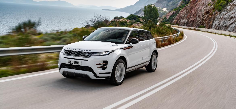 Segunda geração do Range Rover Evoque passa a contar com opção de motor flex no País a partir de outubro - Divulgação