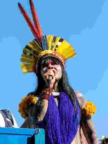 Watatakalu Yawalapiti, coordenadora da Associação Terra Indígena Xingu - Divulgação