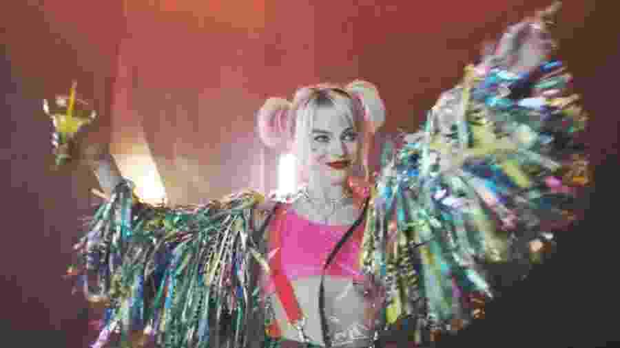 Harley Quinn no trailer de Aves de Rapina - Reprodução