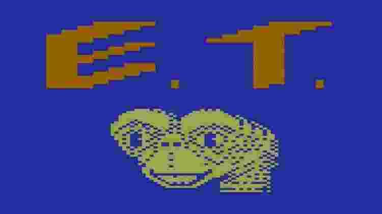 ET Atari - Reprodução - Reprodução