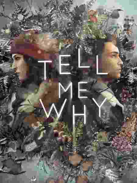 Tell Me Why capa - Reprodução - Reprodução